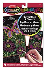 Melissa & Doug Scratch Art Activity Kit:...