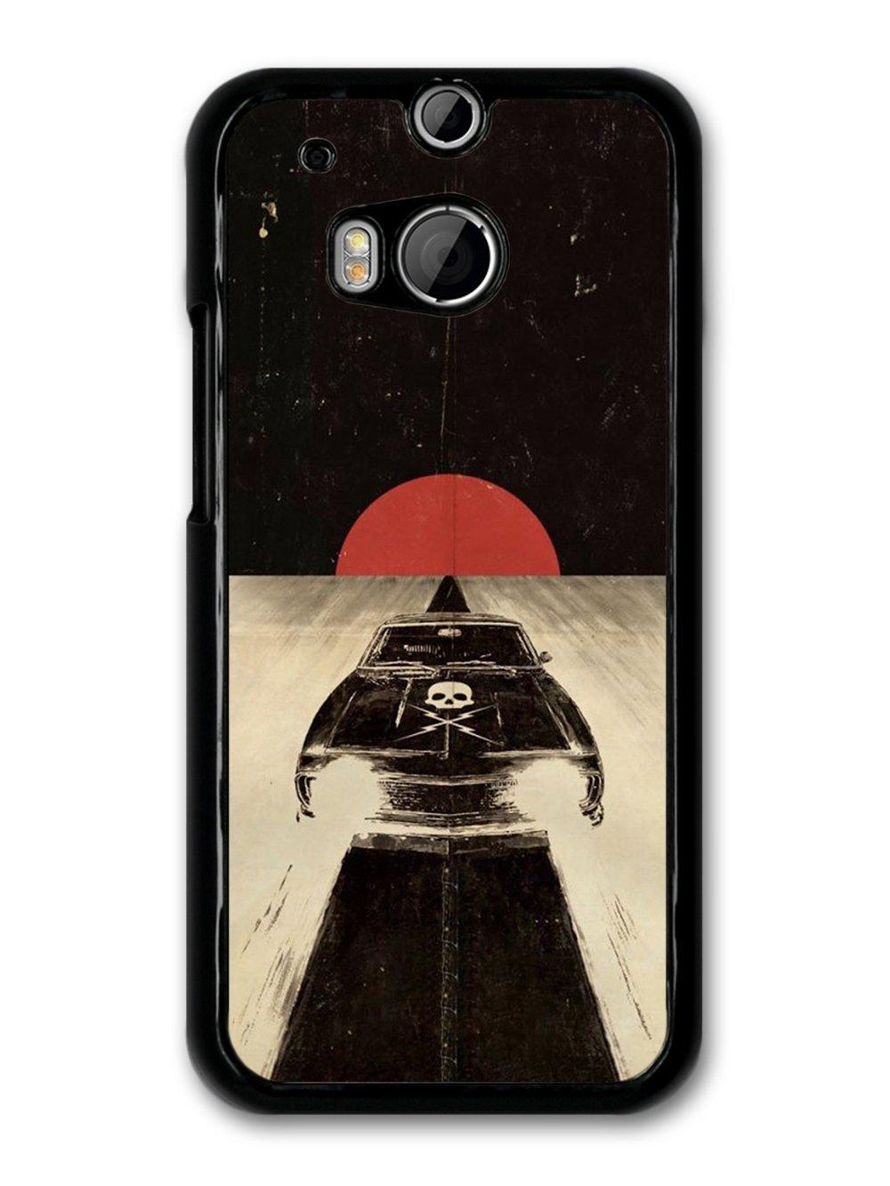 Quentin Tarantino Death Proof Skull Car on Red Sunset ...