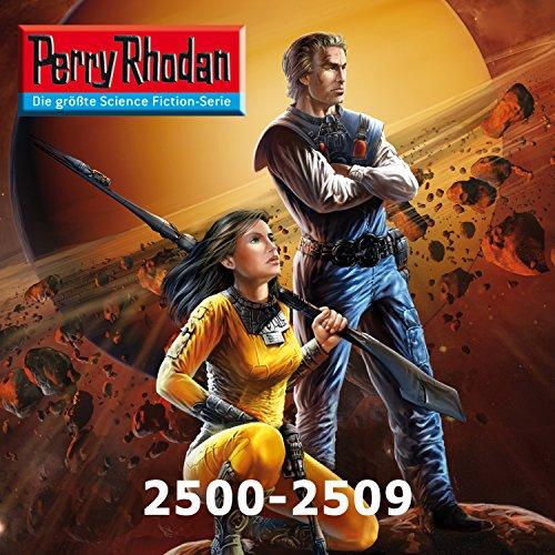 Perry Rhodan, Sammelband 11: Perry Rhodan 2500-2509