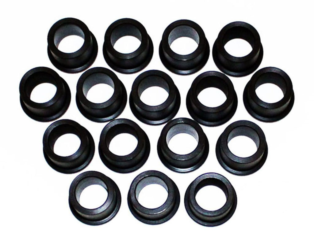 Front Upper and Lower A Arm Bushings 2002-2006 Yamaha 200 Blaster YFS200 2 Sides