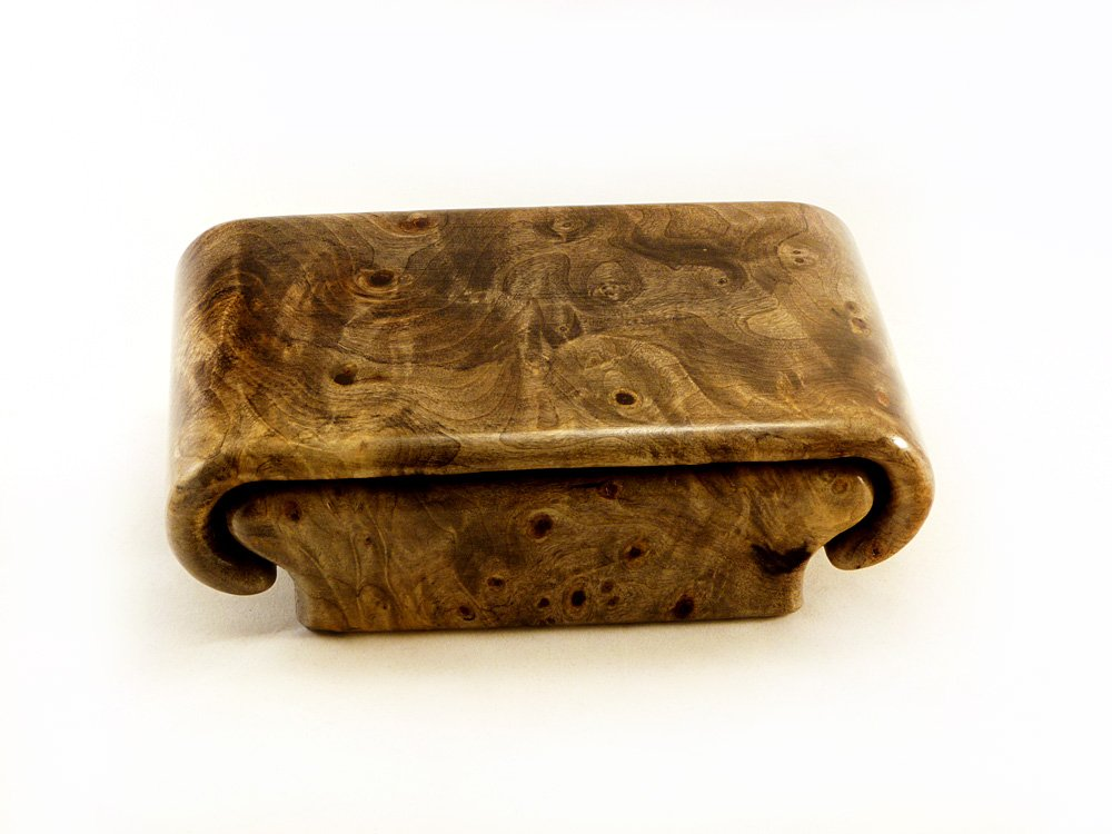 Buckeye Burl Box