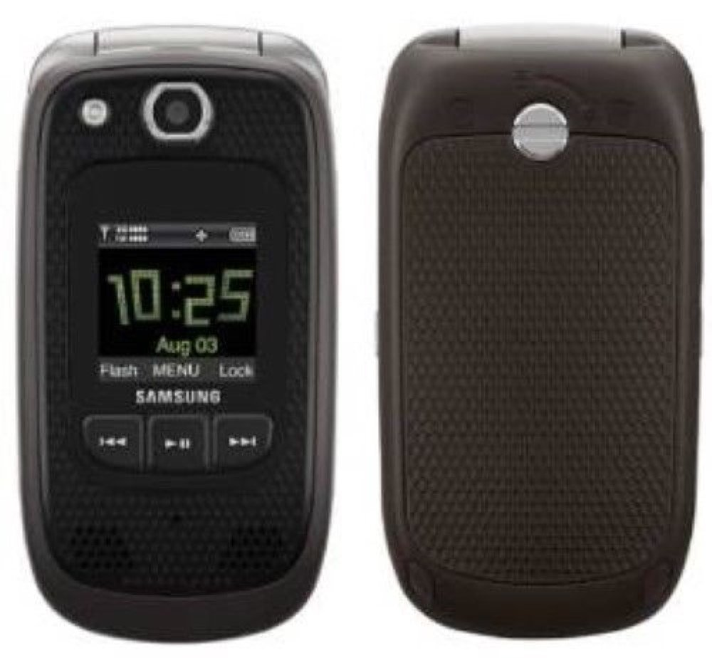 Amazon.com: Verizon Samsung Convoy U660 No Contract Rugged PTT Cell Phone  Grey Verizon: Cell Phones & Accessories