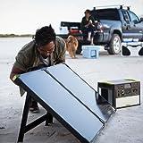 Goal Zero Yeti 1000 Lithium Solar Generator Kit