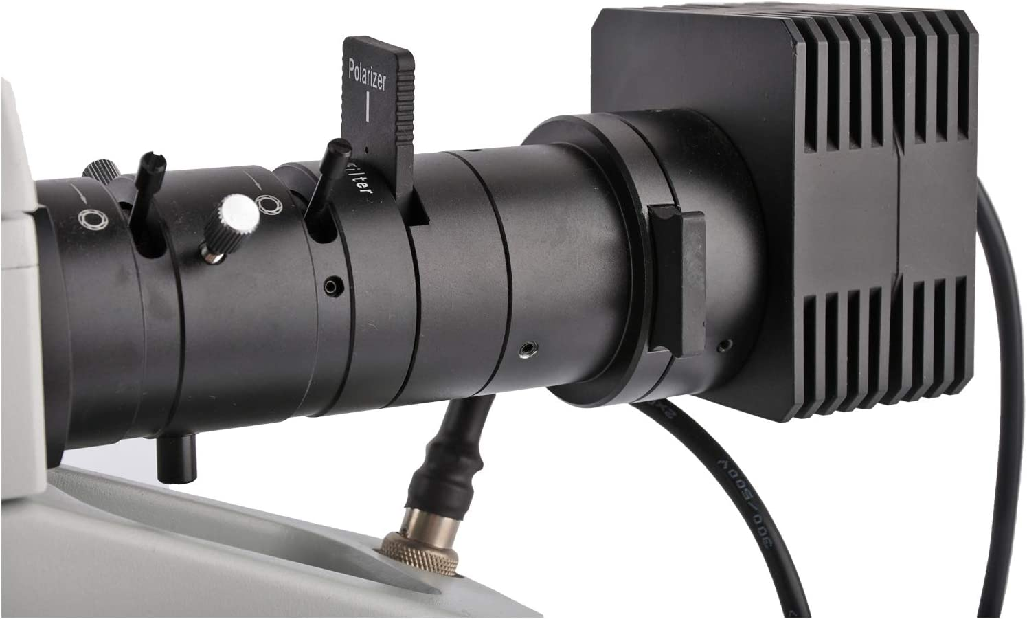 KOPPACE 50X-500X 2 Million Pixels Trinocular Metallurgical Microscope HDMI HD Camera It can be Measured on The Screen