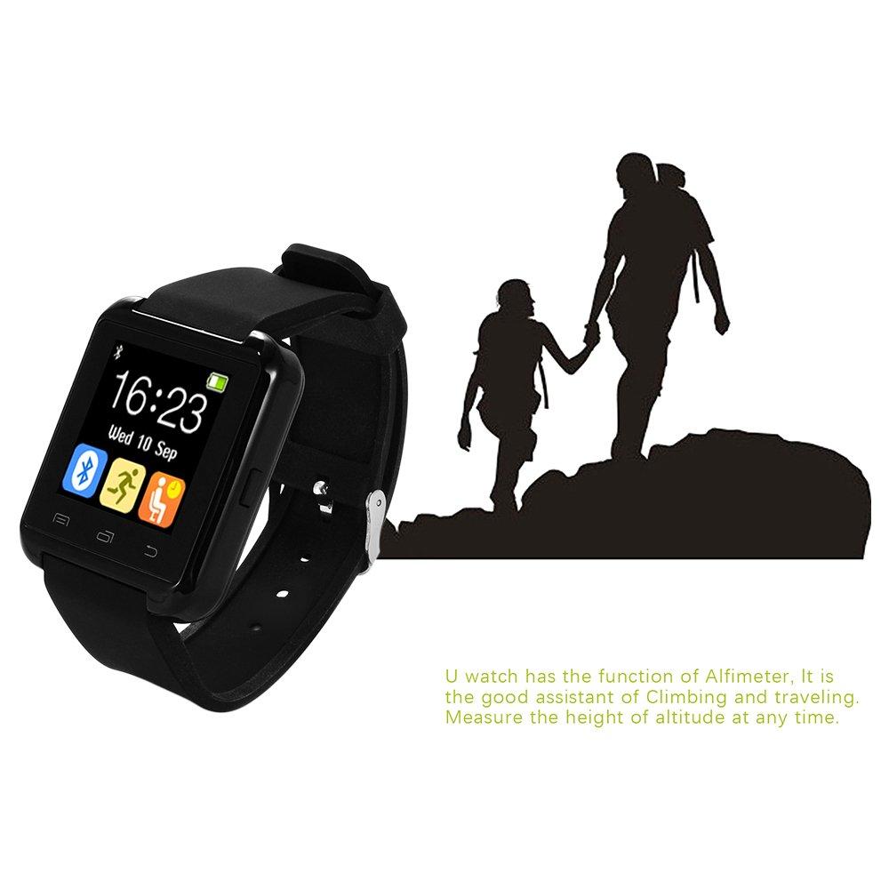 XCSOURCE® U80 Bluetooth Smart Watch Wrist Wrap Anti-perdido ...