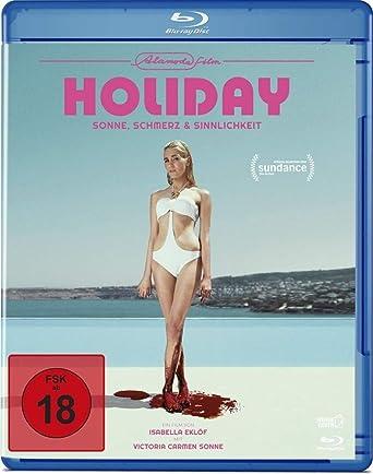 Holiday - Sonne, Schmerz und Sinnlichkeit [Blu-ray]