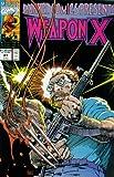 Marvel Comics Presents #81 : Wolverine as Weapon X, Captain America, Ant-Man, & Daredevil