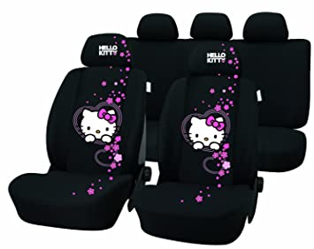 Hello Kitty Car Seat Cover Universal 100 Polyester