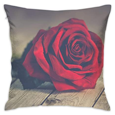 LULABE Abstract Beautifu Blooming Rose Flower Decorative ...