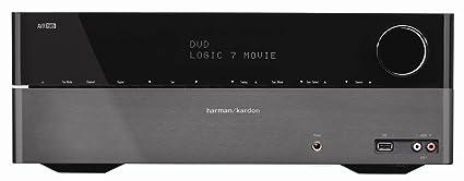 amazon com harman kardon avr 1565 5 1 channel 70 watt audio video rh amazon com