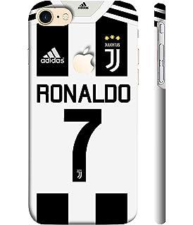 Print Vale Cristiano Ronaldo CR7 Juventus Jersey No 7 Designer Printed  Polycarbonate Matte Finish Hard Back 70205221c