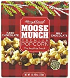 Harry & David Moose Munch Gourmet Popcorn, Milk Chocolate / Dark Chocolate, 1 Pound 12 Ounce