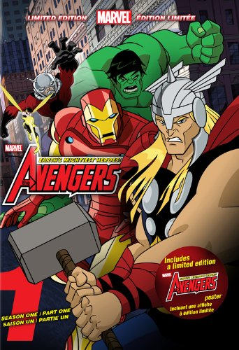 The Avengers: Earth's Mightiest Heroes (Season1 / Part 1)