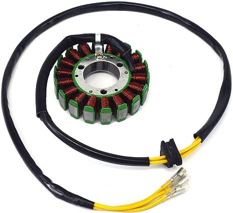 Fast Pro moto bobina di accensione elettrica Statore Magneto generatore Pulser per Honda CB400