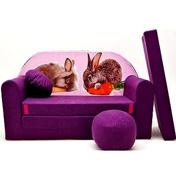 g1 - divano letto per bambini divano 3 in 1, composto da divano ... - Divano Letto Per I Bambini