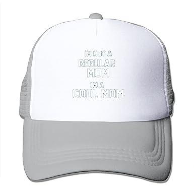 ZhangYin Im Not A Regular Mom Im A Cool MOMSummer Passion Movement Summer  Fashion Mesh Baseball 4d5a610c2140