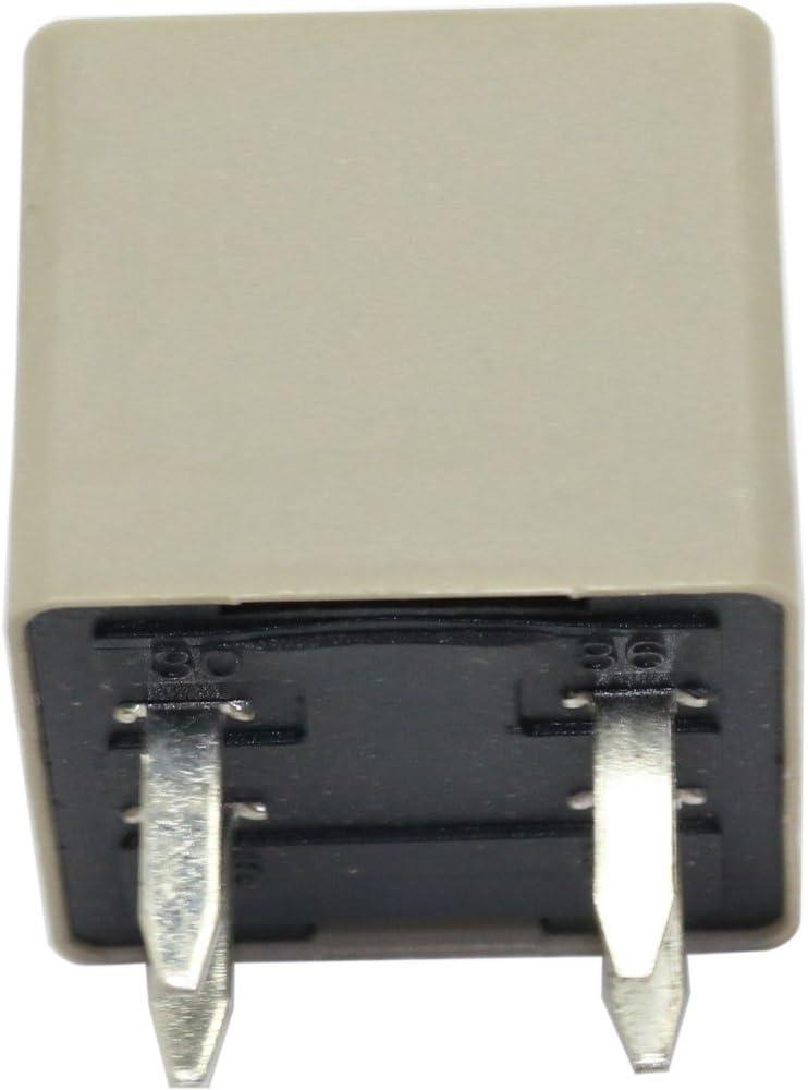 12 V Pin Termina for CUTLASS SUPREME 85-97 // SIERRA PICKUP 99-07 RELAY 30 AMP