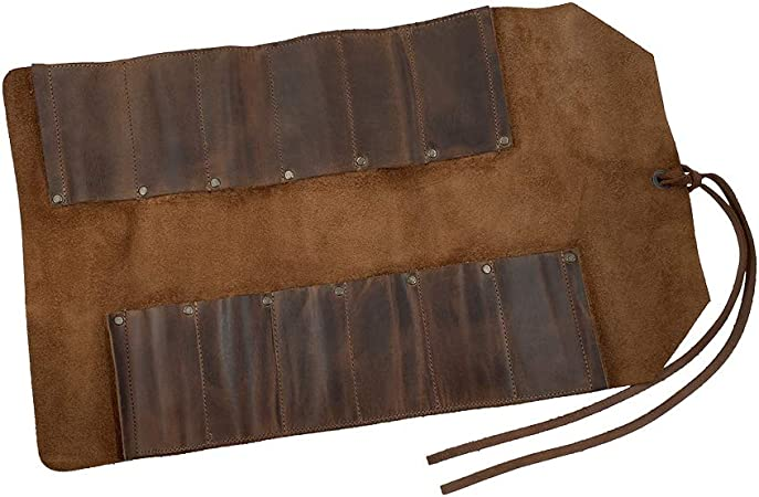USA. NOT RAMELSON OR HIDE /& DRINK 5 POCKET TOOL ROLL
