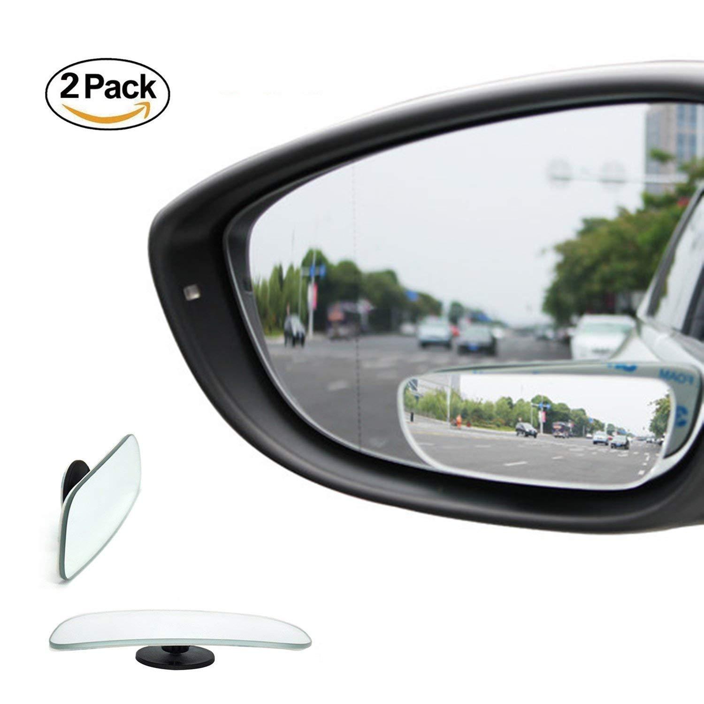 True Line Automotive 360 2 Piece Mirror Blind Spot Mirror