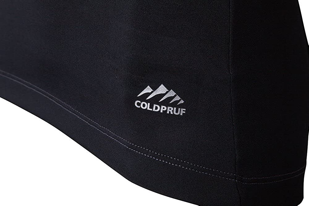 ColdPruf Womens Quest Performance Base Layer 1//4 Zip Mock Neck Top