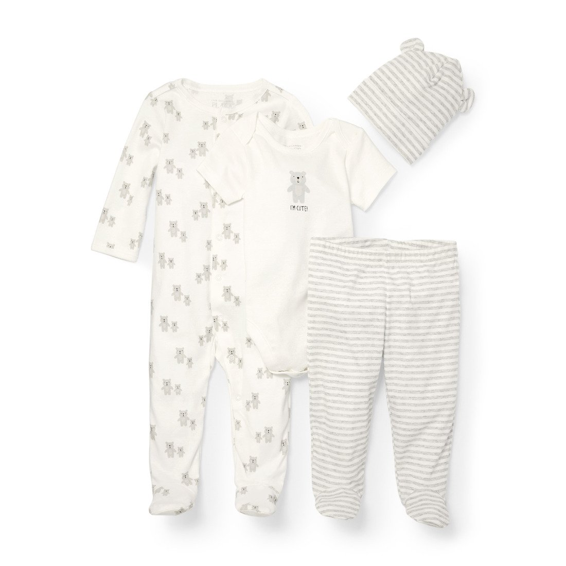 The Children's Place Unisex Baby Layette Gift Set 2077961