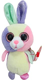 d9b7aa3f31c Amazon.com  Ty Basket Beanie - Petunia the Bunny  Toys   Games