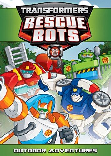 Transformers Rescue Bots: Outdoor Adventures (Transformers Rescue Bots Roll To The Rescue)