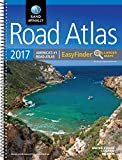 img - for Rand McNally 2017 EasyFinder  Midsize Road Atlas (Rand Mcnally Road Atlas Midsize Easy to Read) book / textbook / text book