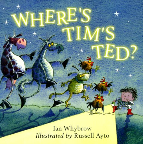 Download Where's Tim's Ted? ebook