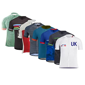 Uglyfrog 2018 Breathable Quick Dry Lightweight Comfortable Men Short Sleeve  Jersey + Padded Shorts Cycling Suit Clothing Set Riding Sportswear UKDX01   ... b5a28be3a