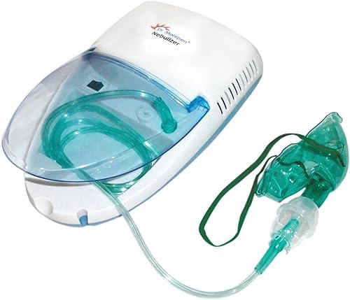 4. Dr. Morepen CN06 Compressor Nebulizer
