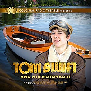 Tom Swift and His Motor Boat Audiobook