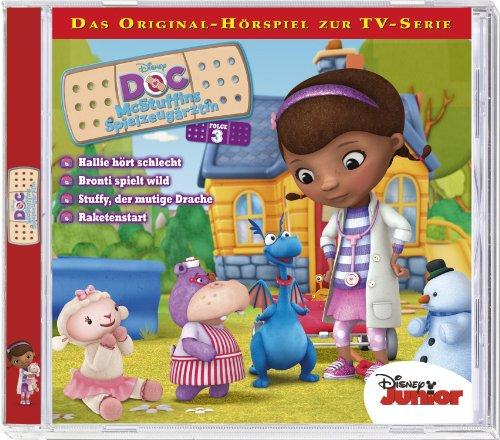 Disney - Doc McStuffins 03 (Doc Mcstuffins Cd)