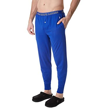 Polo Ralph Lauren Slim Fit Knit Jogger Pant (PK18RL) at Amazon Men s  Clothing store  158eb6d62