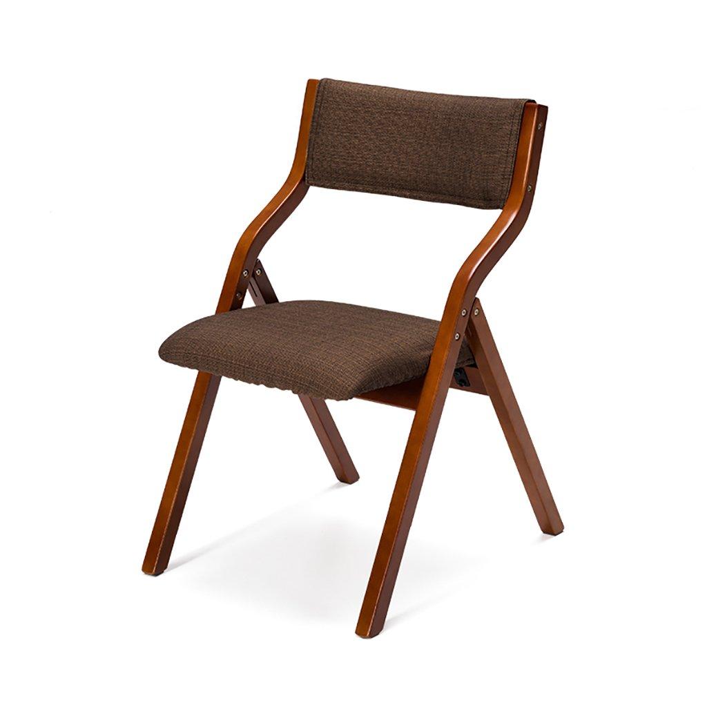 折りたたむ椅子 ソリッドウッド折りたたみチェアモダンシンプルな布折りたたみチェア/会議の椅子 折りたたみチェア (色 : G g) B07BS95B7T G g G g