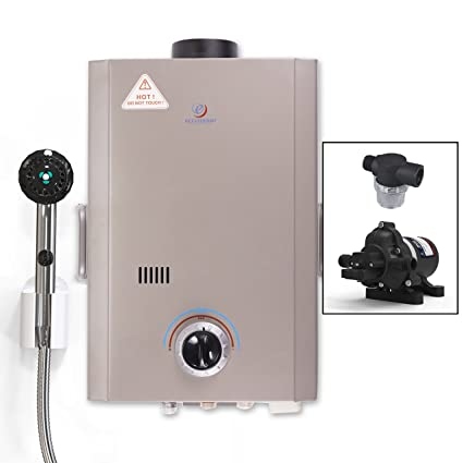 Amazon.com: Eccotemp L7 calefactor calentador de agua ...