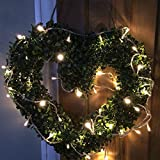 40 LED Fairy String Lights on 3.2m Clear Cable by Festive Lights (Warm White) Bild 9