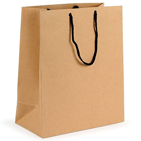 Paperchase Album kraft Grand Sac cadeau: Amazon.es: Oficina ...