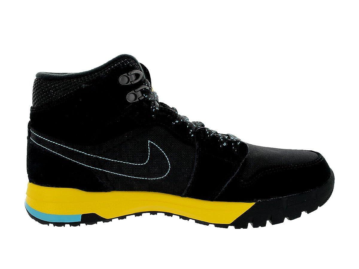 Nike Air Jordan 1 Trek blau Stiefel WinterStiefel Turnschuhe braun blau Trek gelb 5a60a2