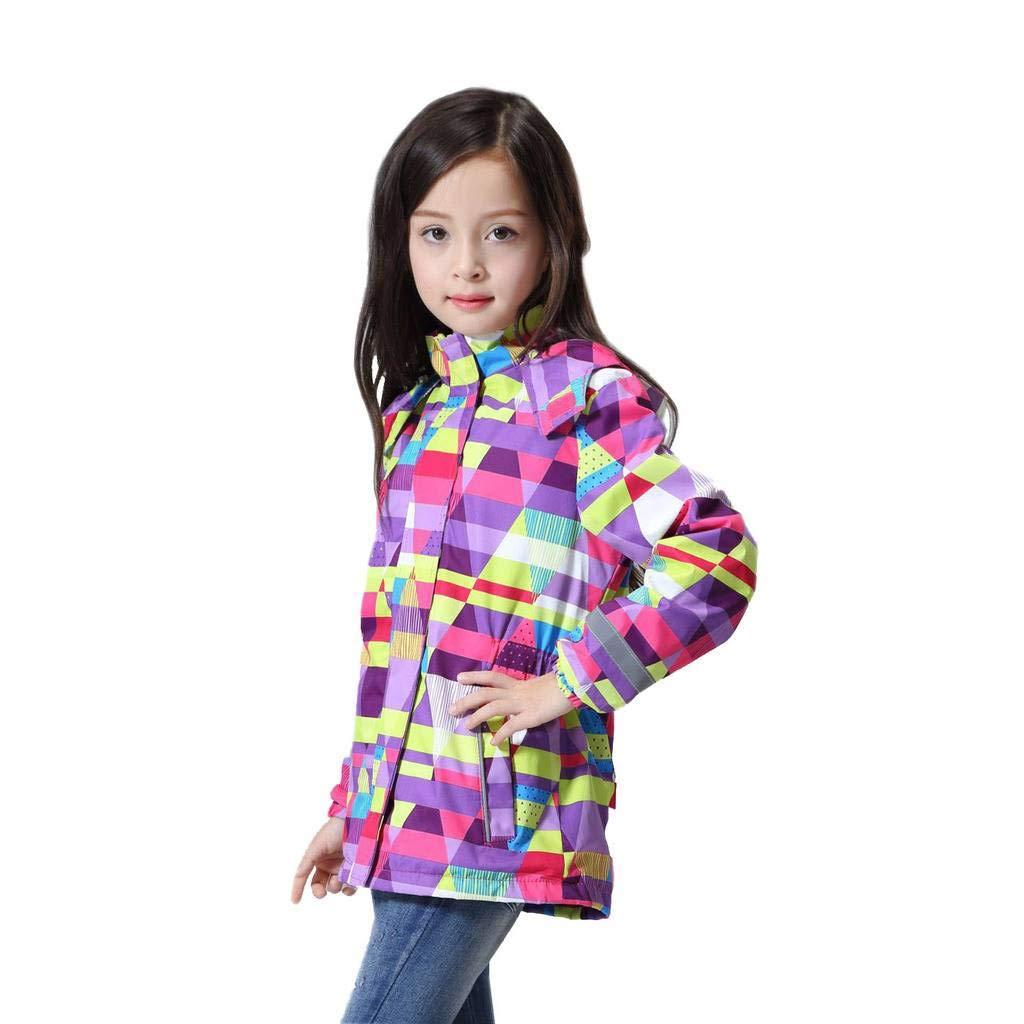 Girls Coat Windbreaker Winter Autumn Warm Fleece Jackets for Kids Children Sports Coat Baby Winter Outwear Jackets