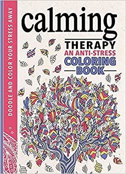 Amazon Calming Therapy An Anti Stress Coloring Book