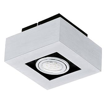 Bauhaus Foco (GU10) Cultivo lámpara de interior Piso lámpara lámpara de techo de montaje