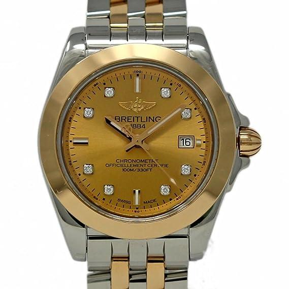 Breitling C71330 - Reloj de Cuarzo para Mujer (Certificado de autenticidad)