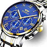 OLMECA Men's Watches Luxury Sports Military...