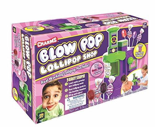 Lollipops Set (Charms Blow Pop Lollipop Shop Set)