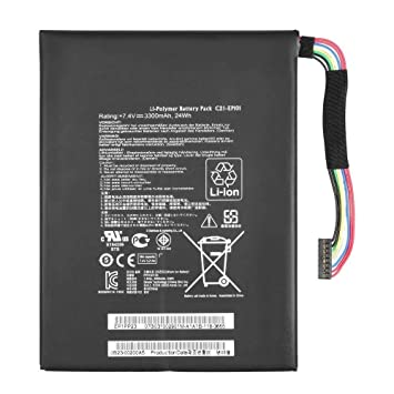 BPX batería del ordenador portátil Li-polymer C21-EP101 (24Wh 3300mAh 7.4V