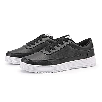 Shoes Mens Casual Shoes Unisex Low-Top Sneakers Lace-up Flat Loafers Walking