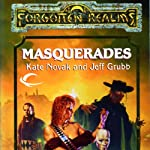 Masquerades: Forgotten Realms: The Harpers, Book 10 | Kate Novak,Jeff Grubb