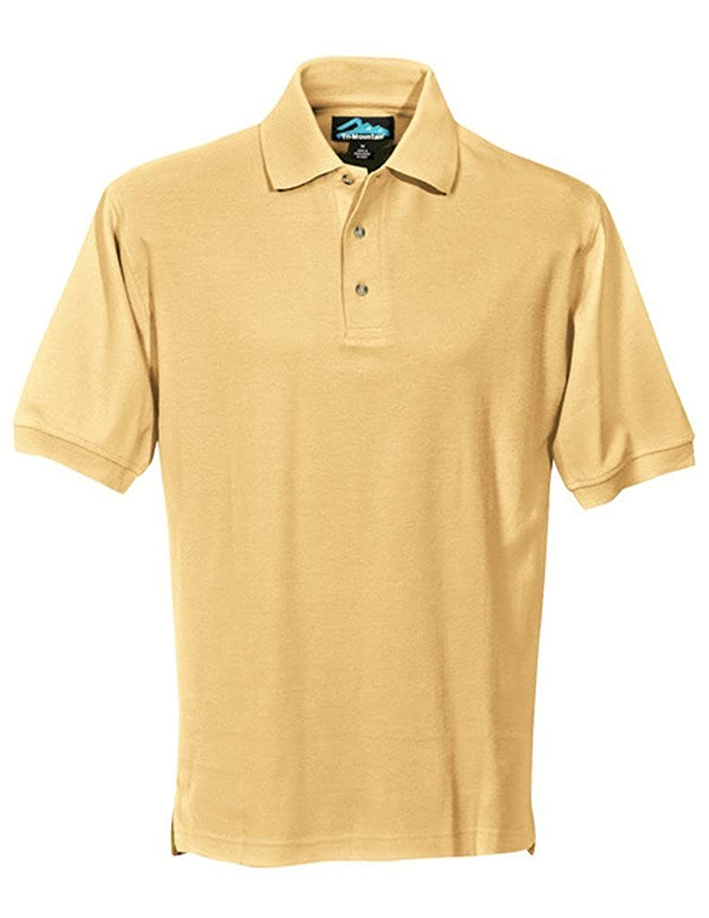 A& E Designs Premium Quality Signature Pique Polo TM168