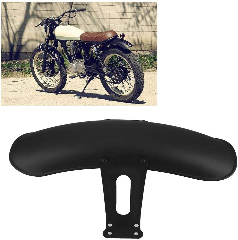 guardabarros de barro guardabarros de motocicleta para GN125 Qii lu Guardabarros delantero de motocicleta de aleaci/ón de aluminio